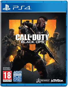 Call of Duty: Black Ops 4 (Exclusive to Amazon.co.uk) (PS4) £11.99 (Prime) / £14.98 (non Prime) at Amazon