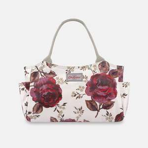 Selection of Cath Kidston Bags now just £13.50 using code + Free delivery @ Cath Kidston