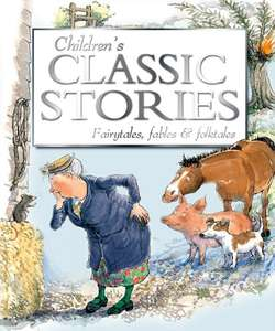 Miles Kelly - Children's Classic Stories Kindle Edition FREE at Amazon