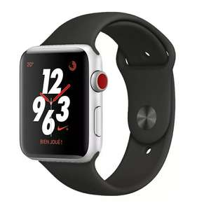 Apple Watch Nike+ Series 3 - 38mm/42mm - All Case Colours - Black Sport Band In Good Condition £144.99 @ Music Magpie Ebay