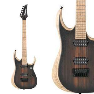 Ibanez RGDIX6MRW-CBF Charcoal Brown Burst Flat - Electric Guitar £499 Delivered @ GuitarGuitar