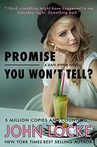 A Ripper of a novel: Promise You Won't Tell? (Kindle Edition)