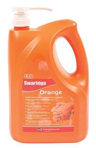 Deb Swarfega Orange Hand Cleaner with Pump, 4 L £12.99 at Amazon Prime / £17.48 free del with prime