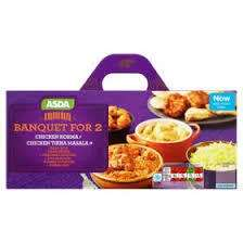 Asda Meals for Two (Korma, Jalfrezi, Madras or Chinese Chicken Curry & Sweet and Sour Chicken) £4.75 @ Asda