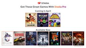 Free games for Stadia Pro Members on April 1st 2020 - Splitlings, Serious Sam Collection & Stacks On Stacks (On Stacks)