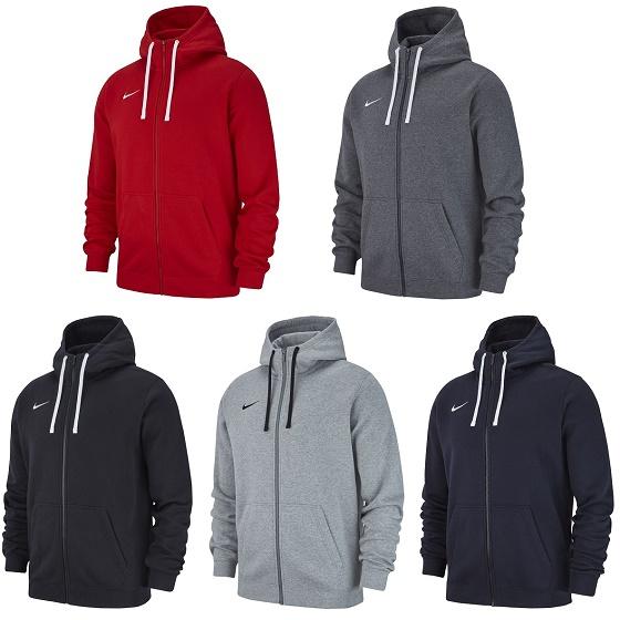 Adults Nike Team Club 19 Full Zip Hoodie (Various colours) £25.66 delivered @ Kitlocker