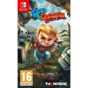 Rad Rodgers - Radical Edition (Switch) - £9.95 Delivered @ The Game Collection