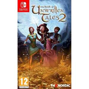 Various THQ Nordic games for Nintendo Switch £9.95 @ The Game Collection