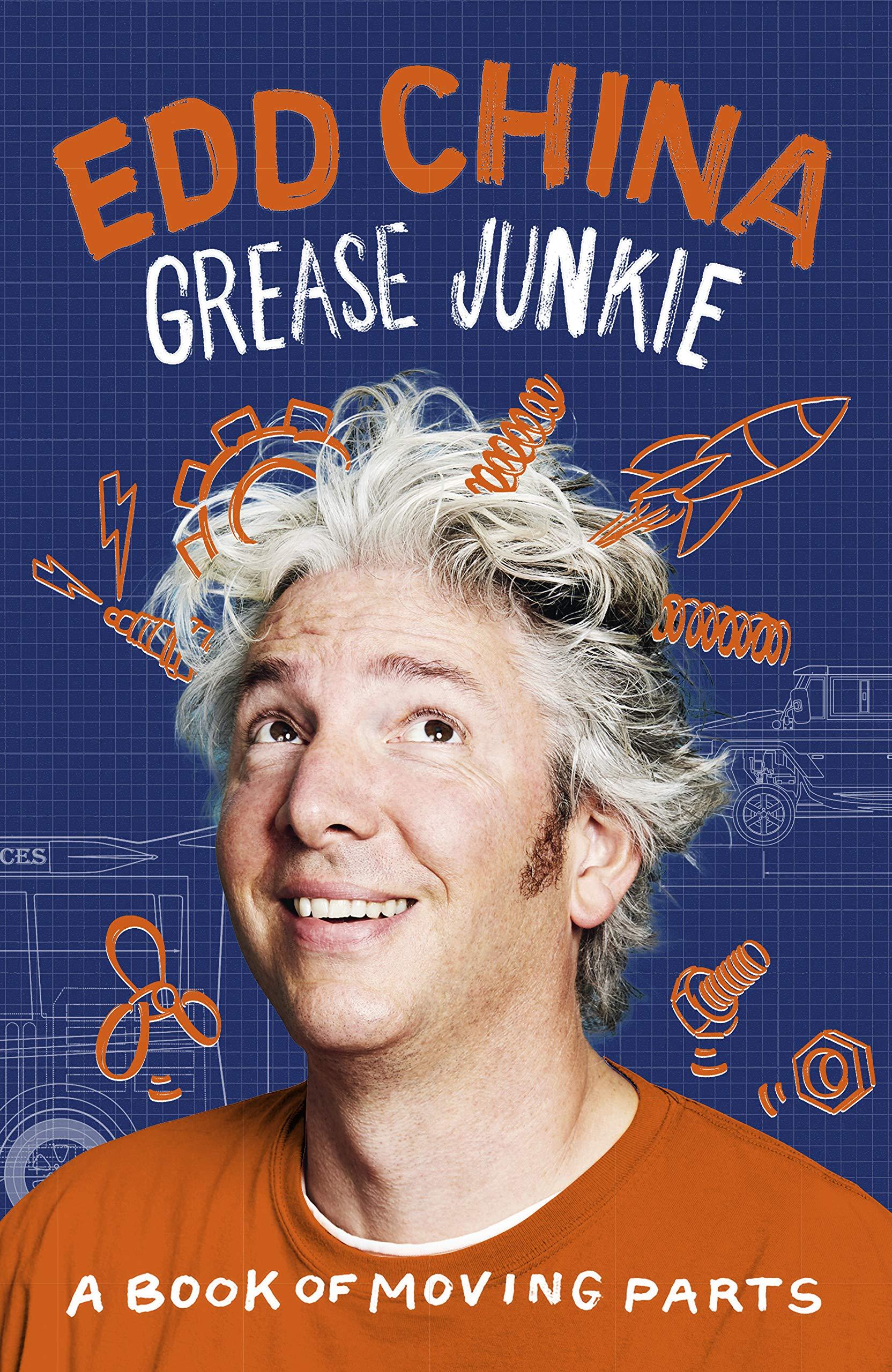 Grease Junkie: Edd China's Biography (Kindle Edition) 99p at Amazon