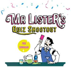 Free to download - Mr Lister's Quiz Shootout
