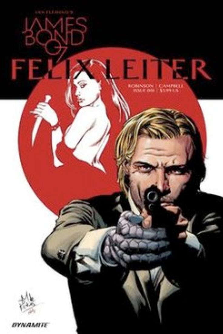 James Bond comics bundle from £1 @ humble bundle