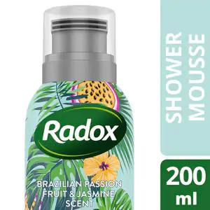 Radox Find your sunshine Shower Mousse 200 ML - £1.49 + £3 delivery or free over £10 @ Superdrug