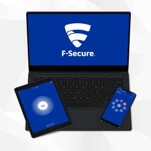 50% Off F-Secure Freedome VPN or F-Secure Total Subscriptions - £19.99 for 3 Devices / 1 Year