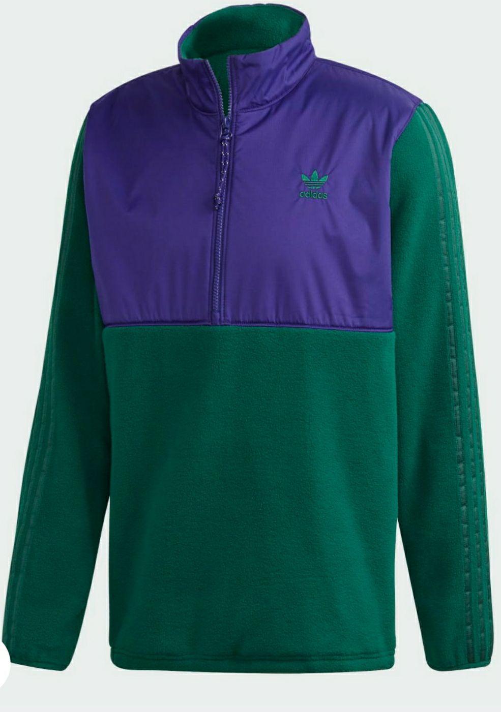 Adidas Originals Polar Fleece 1/4 Zip Top - £22 Delivered @ Next