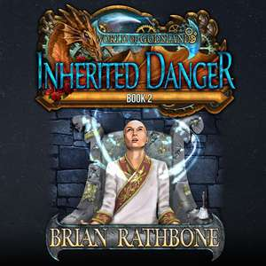 Google play free audiobooks e.g Inherited Danger: Epic fantasy adventure filled with magic and