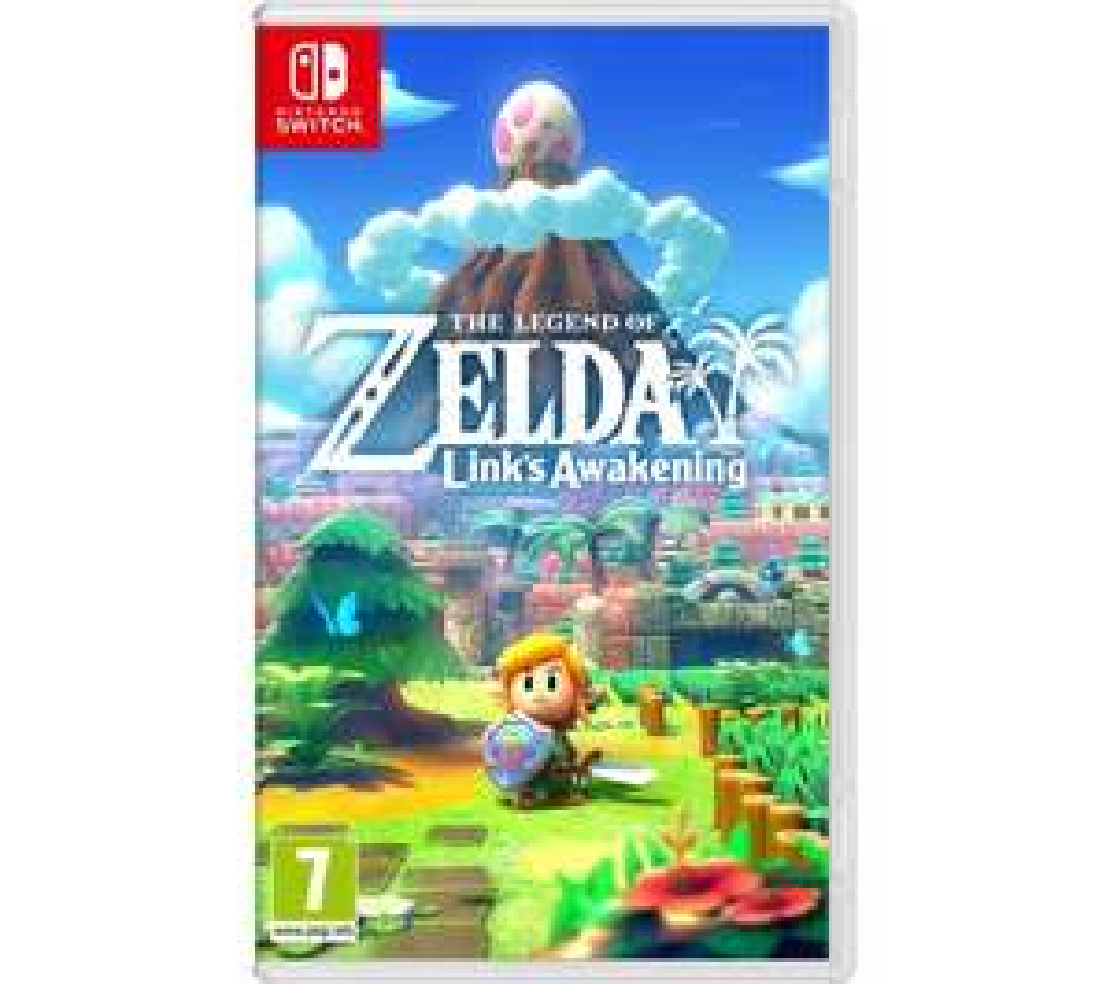 [Nintendo Switch] The Legend of Zelda: Links Awakening - £32.99 - eBay/Currys