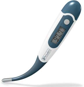 Digital Thermometer iProven DT-K117A £16.99 prime / £21.48 non prime fulfilled by Amazon