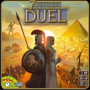 7 Wonders Duel £15.55 + £2.16 P&P (free on orders above £20) at Chaos Cards