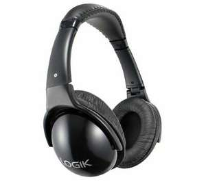 LOGIK LHHIFI10 On-Ear Foldable Headband Smartphone Headphones Earphones Black delivered for £6.97 at electrical Bargain/ebay