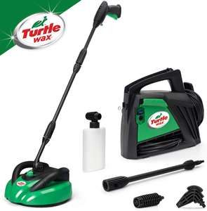 25% off all Turtle Wax Products e.g. Turtle Wax TW110-HOME Home Pressure Washer Kit £74.26 @ Trade Counter Direct