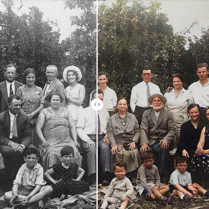 MyHeritage Free Photo Colourization Feature until April 22