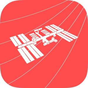 International Space Station (ISS) Real-Time Tracker - Temporarily Free on iOS