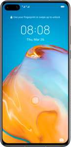 Huawei P40 128GB 64gb (5G) + Huawei Freebuds 3 - £175 upfront, £31 per month total cost £919 for 24 months on Vodafone - Mobiles.co.uk