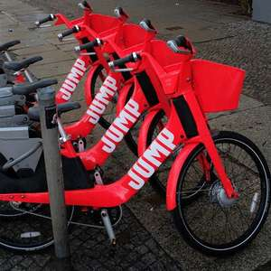 NHS workers can utilise Uber's JUMP Electric Bikes free of charge @ Uber