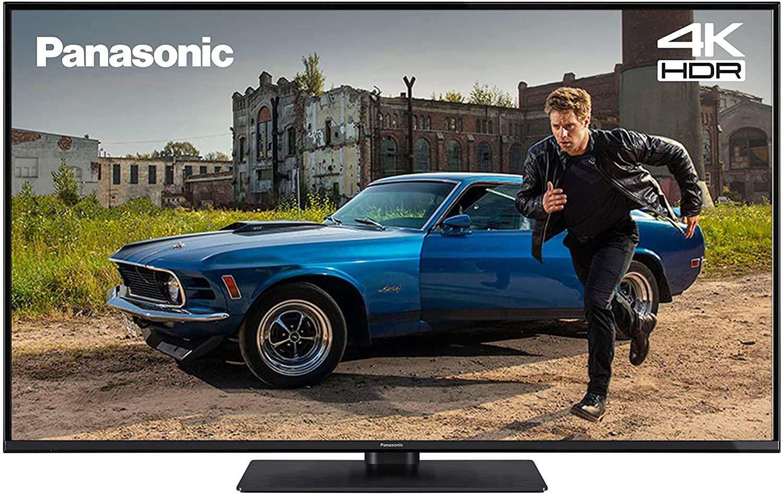 Panasonic TX-43GX551 43 inch 4K Ultra HD HDR Smart TV £279 @ Amazon