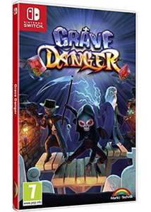 Grave Danger (Nintendo Switch) - £12.85 @ Base