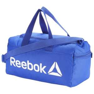 Reebok Active Core Small Grip Bag 27.5L Blue/Grey for £9.43 delivered at Reebok with code