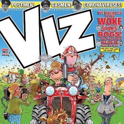 Viz - Free digital issue