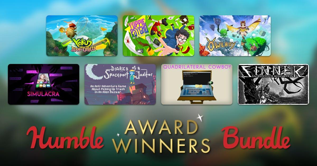 Humble Award Winners Bundle starting from £1 (PC / Steam keys) @ Humble Bundle