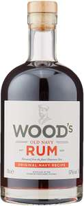 Woods Old Navy Rum, 70 cl, 57 % Vol £19.95 at Amazon Prime / £24.44 Non Prime