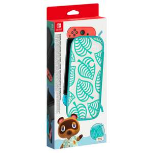 Animal Crossing Case & Screen Protector - Nintendo Switch / £18 @ AO (Free Delivery)