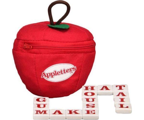 Appletters Vocabulary Spelling Building Lettered Tile Children's Game £7.99 delivered @ Bargain Max