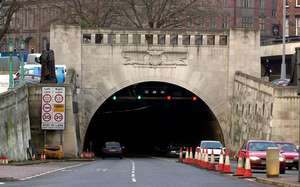 Mersey Tunnels for free from 8pm, 26th of March