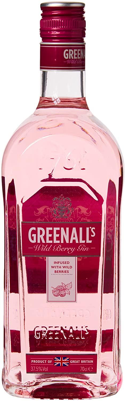 Greenall's Wild Berry Gin 70 cl £12 + £4.49 NP @ Amazon