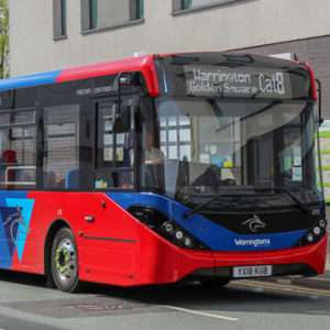 Free Buses for all NHS employees and health & social care staff @ Warrington's Own Buses