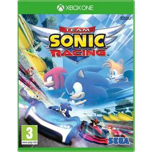 Team Sonic Racing (Xbox One) - £15.99 delivered @ Smyths