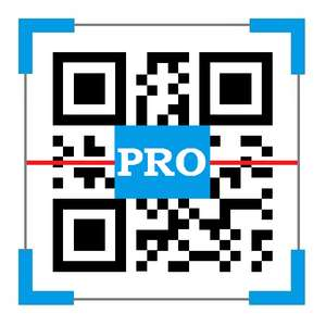 QR/Barcode Scanner Pro free on Google Play