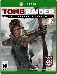 Tomb Raider Definitive Edition Xbox One £3.04 @ Xbox Store Hungary