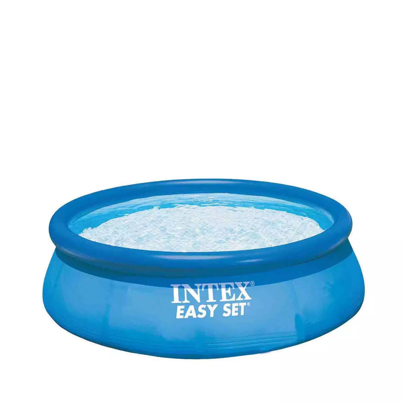 """Intex - 8' x 30"""" Easy Set Pool - £27.50 + £3.49 delivery @ Debenhams"""