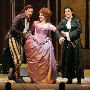 Nightly Met Opera Streams for Free (inc. Barber of Seville, Wagner) @ Metropolitan Opera