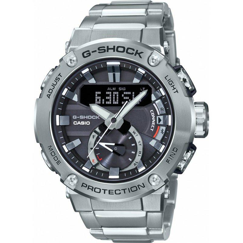 Casio Mens G-Shock Smartwatch GST-B200D-1AER - £206.10 delivered with code @ Watches2u