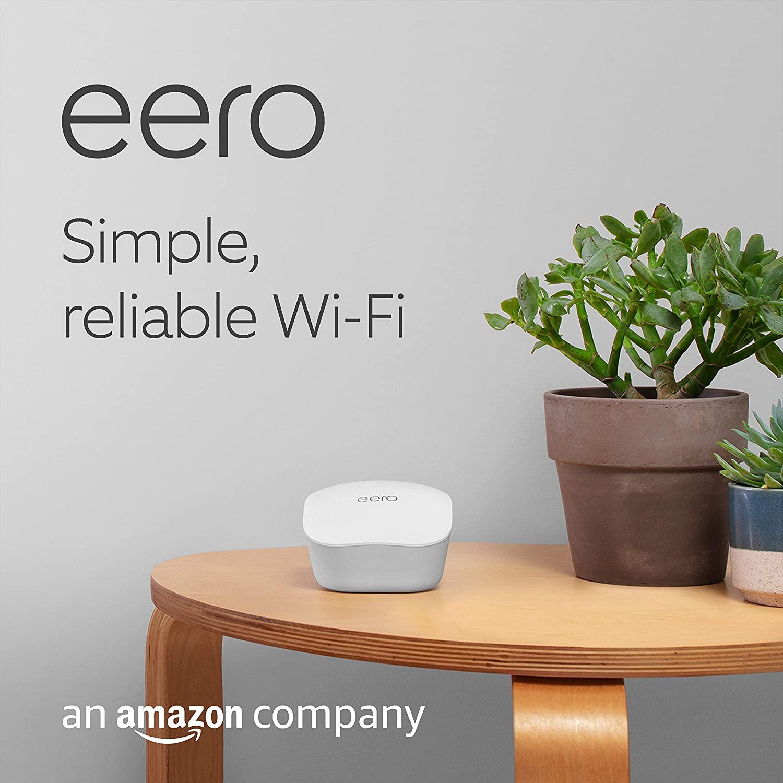 Amazon eero mesh Wi-Fi router/extender - £69 @ Amazon