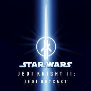 Star Wars Jedi Knight II: Jedi Outcast Nintendo Switch £6.43 ($7.99) from Nintendo US eShop