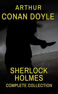 Sherlock Holmes : Complete Collection - Kindle Edition now Free @ Amazon