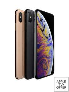 iPhone XS 64GB only £629 save £370 + £3.99 delivery @ Very