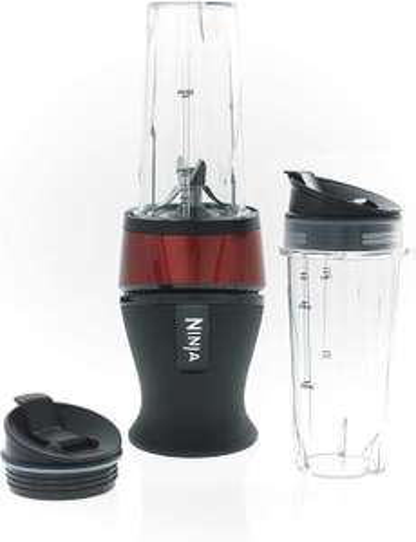 Nutri Ninja Slim Blender and Smoothie Maker, 700W, Metallic Red - £29.99 @ Amazon